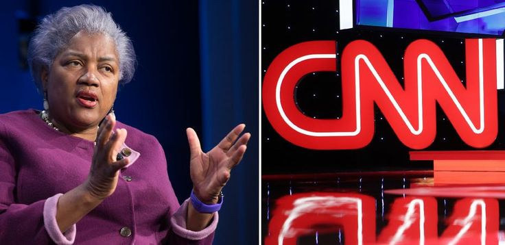 CNN issued chilling 'order' to journalists after Donna Brazile blew the whistle on Hillary Clinton