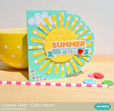 Scrap Playground: Summer Fun Cards/Lori Whitlock files | summer fun