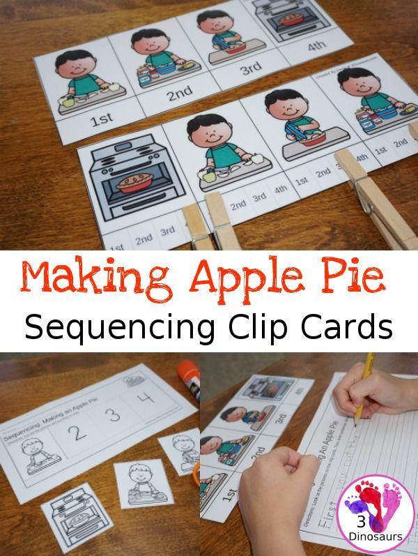 process essay apple pie
