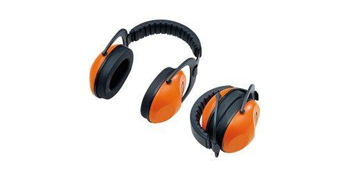 Protector de oídos CONCEPT 24 F. Diadema y almohadillas acolchadas. Plegables.