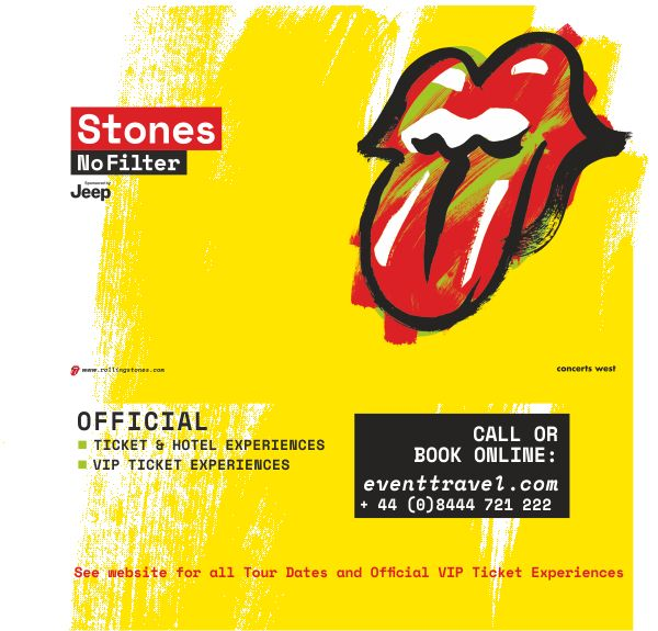 The Stones Back In Europe With No Filter 2018 The Greatest Rock N Roll Band In The World The Rolling Stones Rolling Stones Vip Tickets Charlie Watts