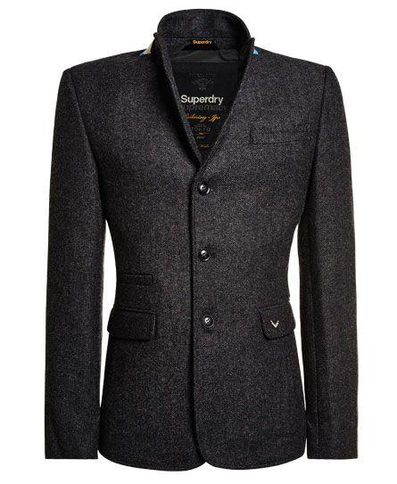Superdry Supremacy Tough Tweed jasje