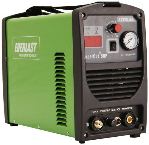 Cheap Everlast SuperCut 50 110v/220v Inverter Plasma Cutter 50amp deals week