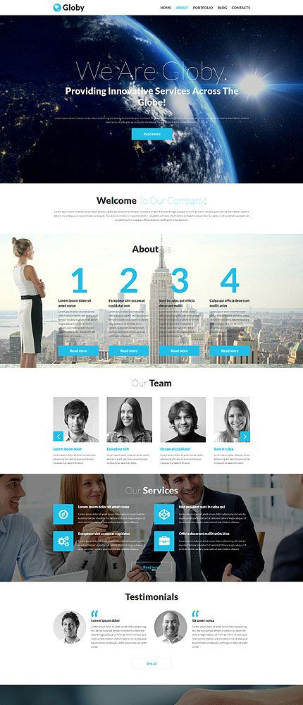 Your Business Joomla Template