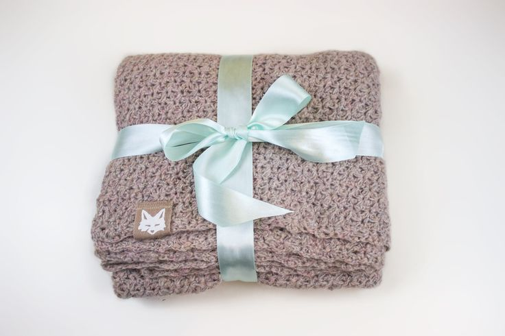One and only, made of vintage yarn. ready to ship (free shipping!)  Super soft blanket | vintage yarn blanket | handmade | crochet | classy by FoxyTricks on Etsy