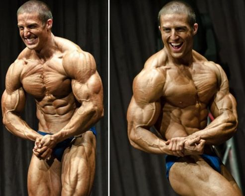 Get Shredded For A Bodybuilding Or Physique Competition