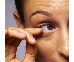 Eyelid Twitching typically occur around one eye and last for a few minutes. Stress is one of their most common causes. When a twitch strikes, close your eyes, try to relax, and breathe deeply. Inhale for four seconds, hold your breath for seven seconds, then exhale for eight seconds. Repeat this four times while using a fingertip to put mild pressure on the lid that's twitching.