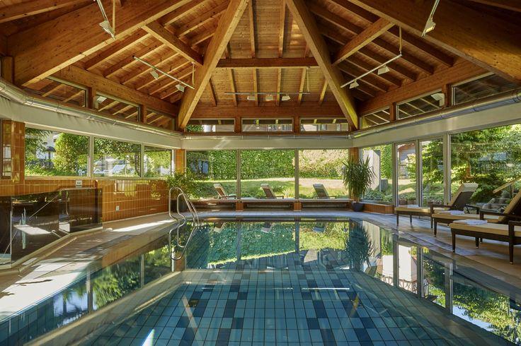 Schwimmbad | H+ Hotel Alpina Garmisch-Partenkirchen