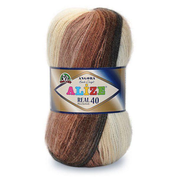 Пряжа ALIZE Angora Real 40 Batik