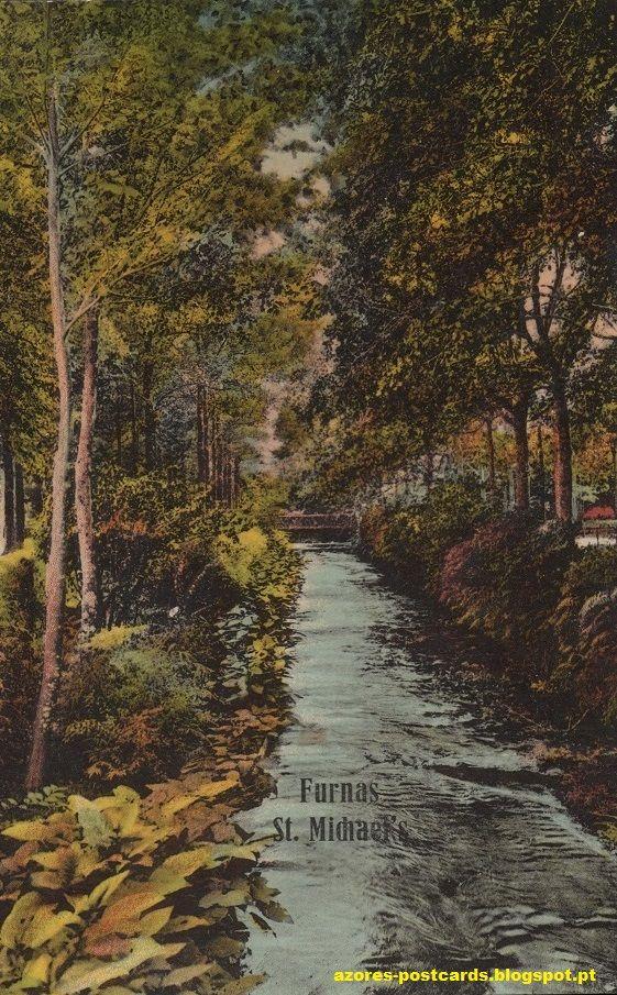 Este blog visa a divulgação de postais antigos dos açores.