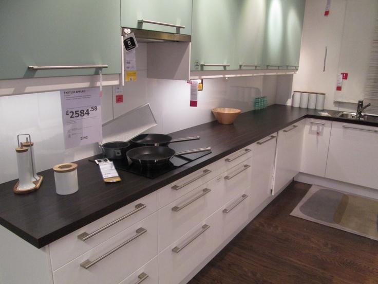 Image Result For Kitchen Worktops White