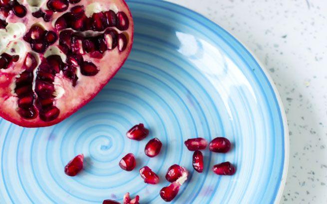 Der Granatapfel: Wirkung und Vorteile