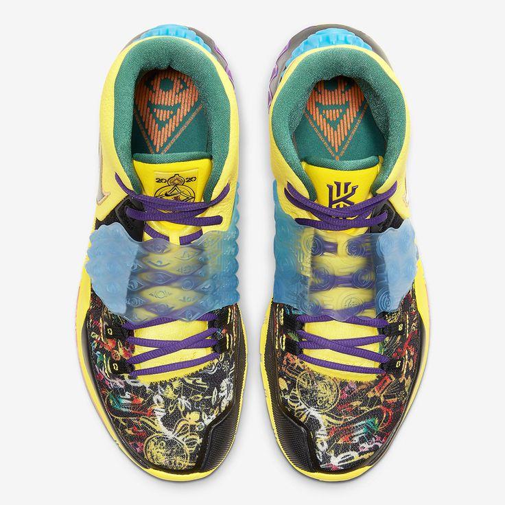 Une Autre Itération De La Nike Kyrie 6 Pour Célébrer Le