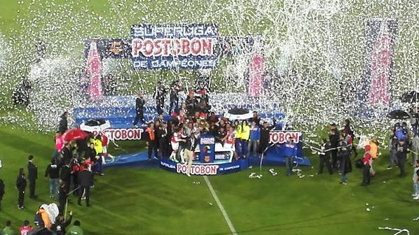 Independiente Santa Fe Supercampeón 2015 - Santa Fe 3 vs. Nacional 2