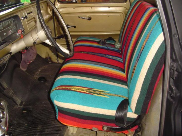 60-66 Bench Seat Pictures - The 1947 - Present Chevrolet & GMC Truck Message Board Network