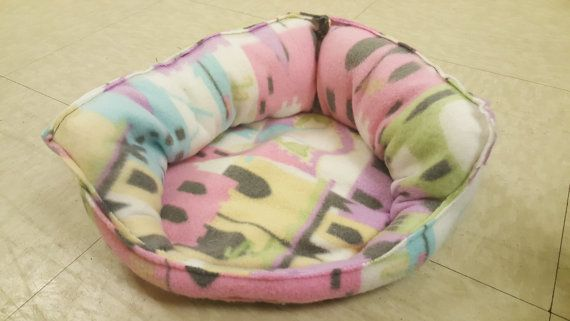 Cuddle Couch by NicolesCavyCreations on Etsy