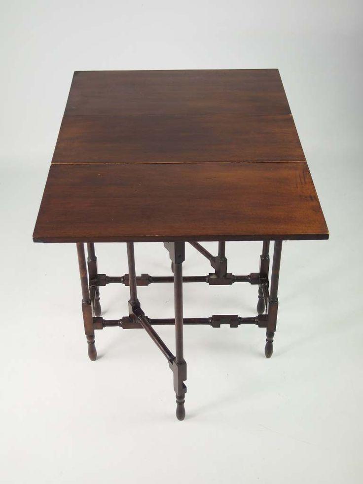 Edwardian Spider Leg Table