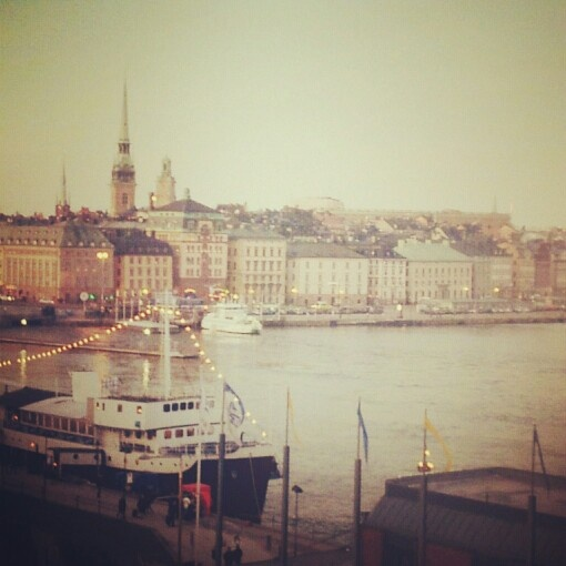 Stockholm in my heart