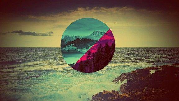Soyut Şekil #wallpaper #soyut #abstract #nature #doga $deniz #sea