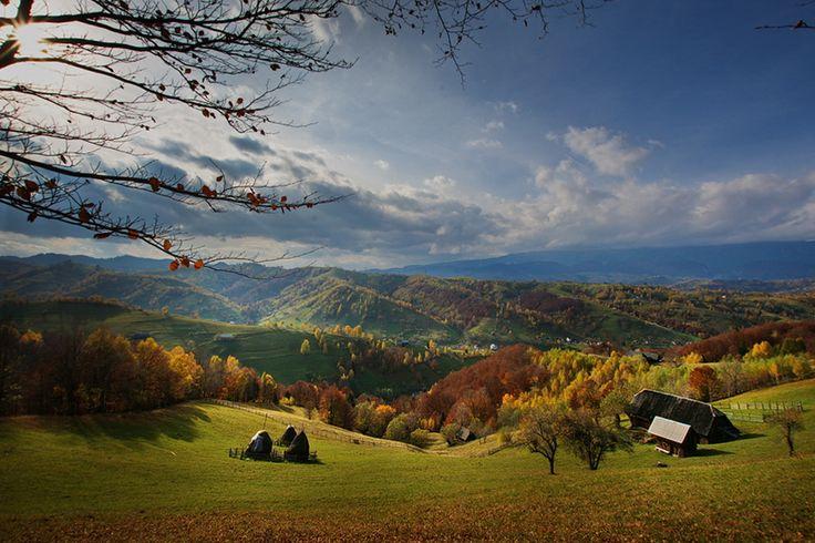 Romanian Landscapes pictures Transylvania