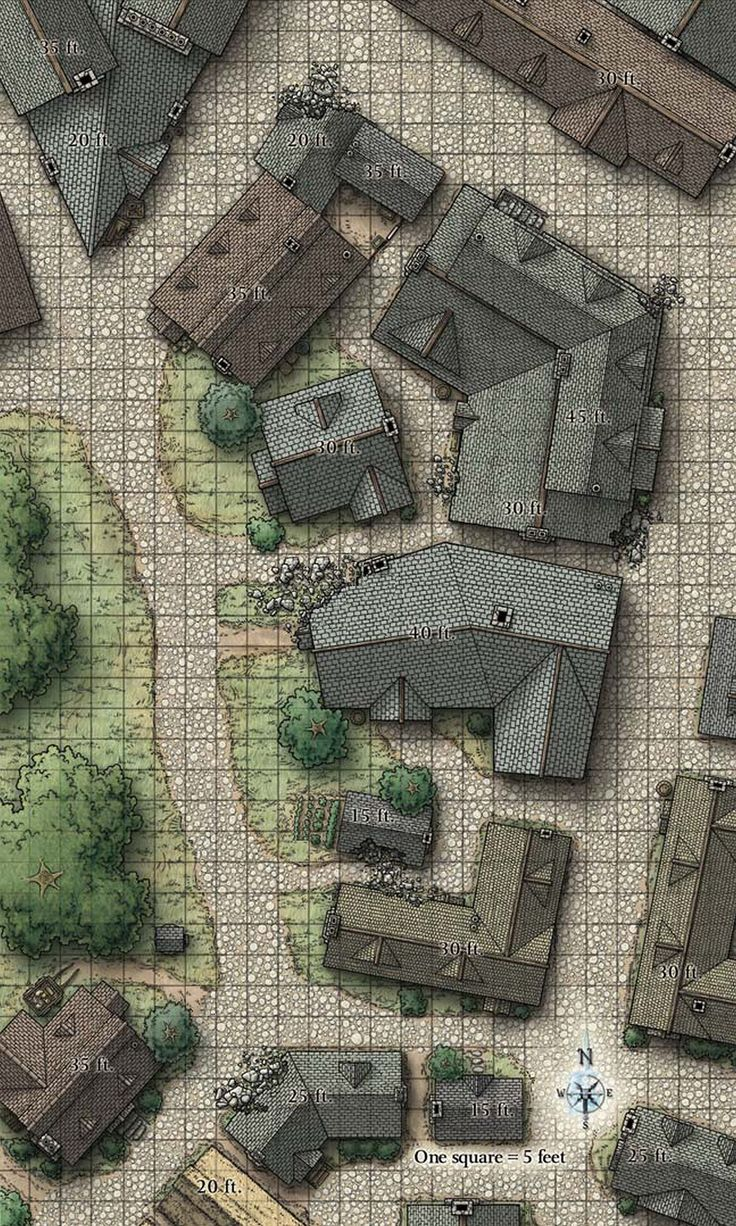 1610 best maps and world building images on pinterest maps cards dd map town section gumiabroncs Gallery