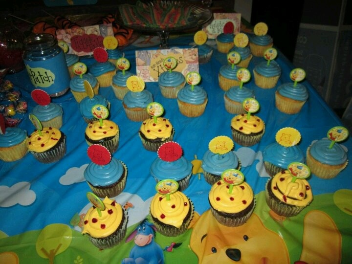 Winnie the Pooh 1st Birthday Party  Party Ideas  Pinterest