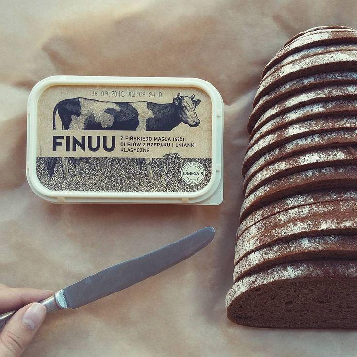 Wasze inspiracje - autor: @lisa.delavie #finuu #maslo #pieczywo #instagram #sniadanie #breakfast