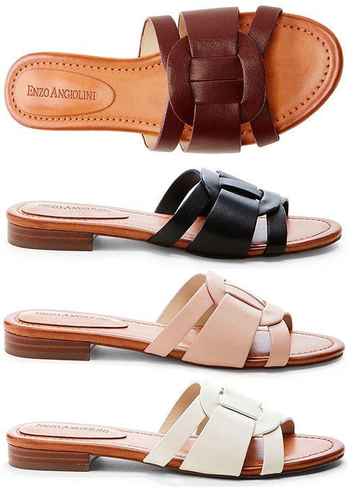 53e442748db Real vs. Steal - Saint Laurent Tribute Slide Sandals   fashion in ...