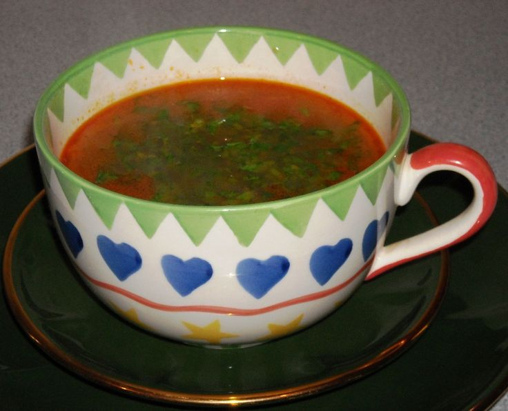 Mehudehra (Albanian Garlic soup) recipe. Garlic recipes from Cookipedia. The inclusion of mint in this soup reflects the Turkish influence on Albanian cuisine, as does the pasta reflect its Italian influence