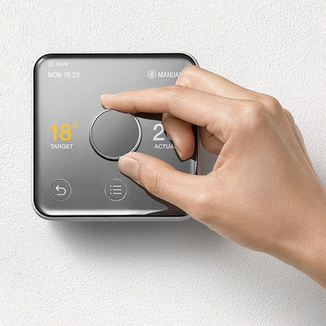 Hive Active Heating 2 by Yves Behar