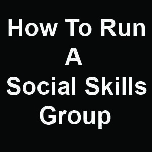 How to Run a Social Skills Group Many of our children with language delays also have trouble with social skills. This post has so many AWESOME ideas divided into plans for preschoolers, elementary, and middle/high school students. GREAT information. Read more at: https://www.speechandlanguagekids.com/run-social-skills-group/