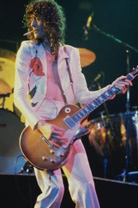 Jimmy Paige's Gibson Les Paul Classic.