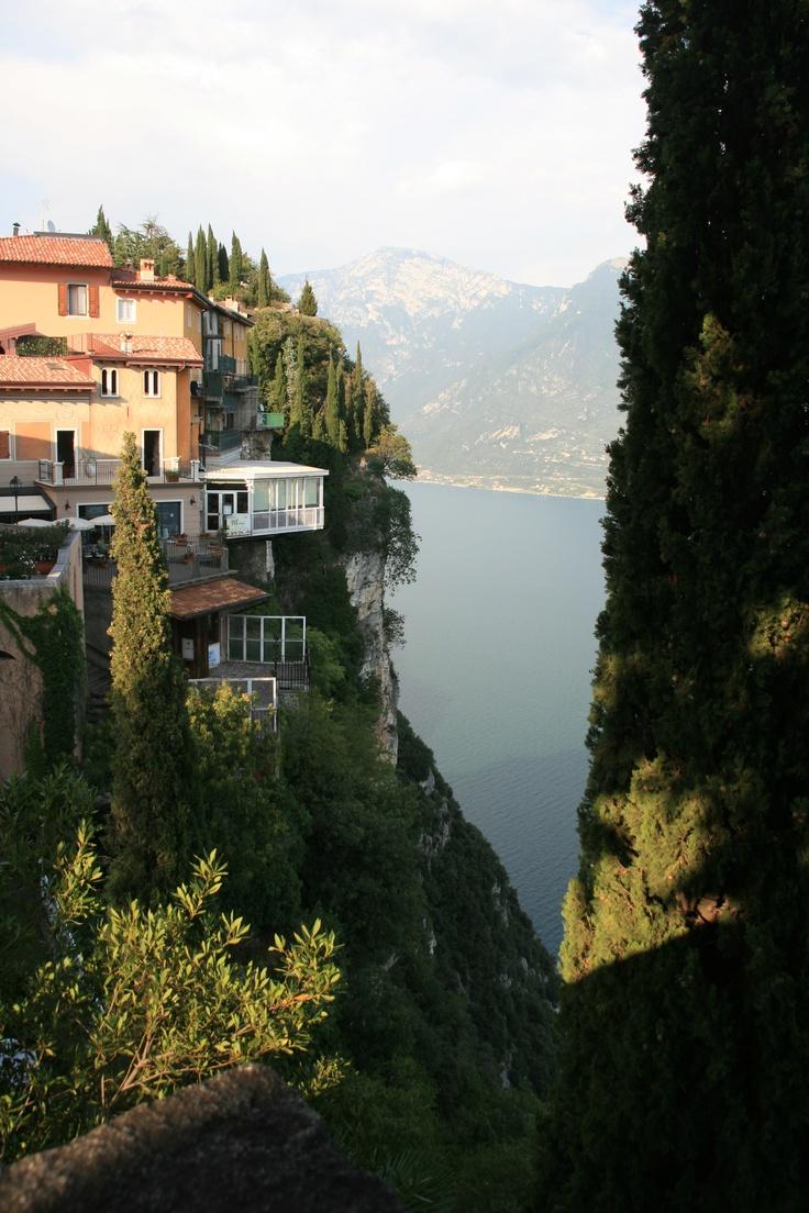 @ Lago di Garda, Italia, Tremosine, Italy, province of Brescia Lombardy