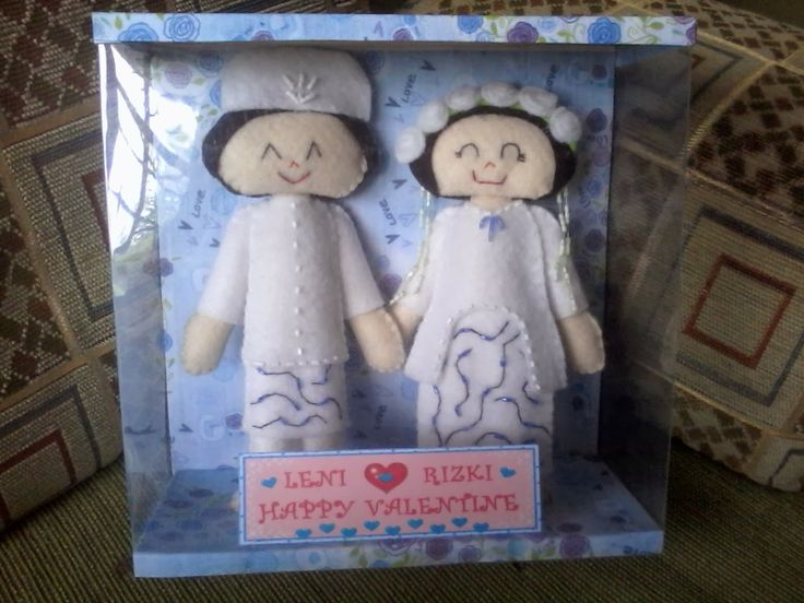 noVel Craft Store: Boneka Pengantin Sunda