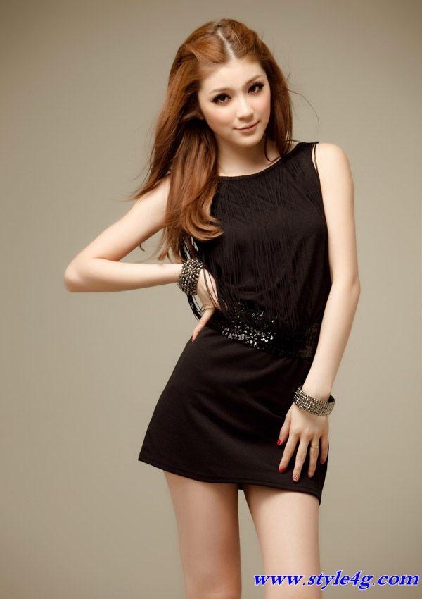 hot Summer Dresses for Teens | Korean fashion 2012 - short ...
