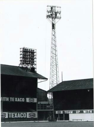 Baseball Ground, Derby County - Great memories and sadly missed
