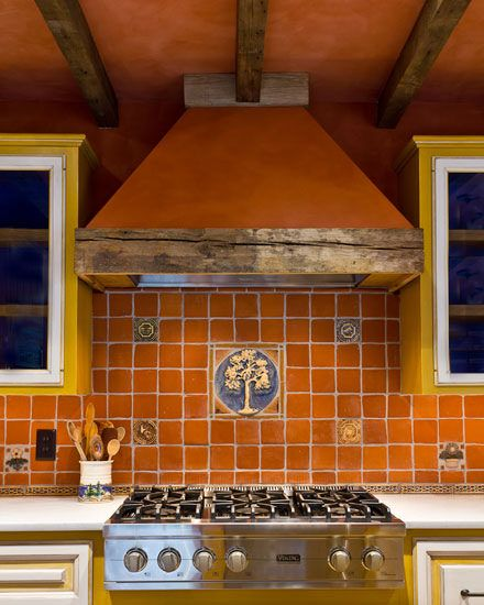 Arizona Hacienda Kitchen Cabinets: 22 Best Saltillo Images On Pinterest