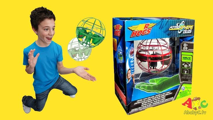 Air Hogs Atmosphere Axis unboxing and play - Kids videos for kids