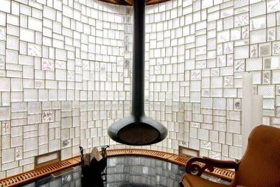 Toques e Retoques: Tijolo de Vidro