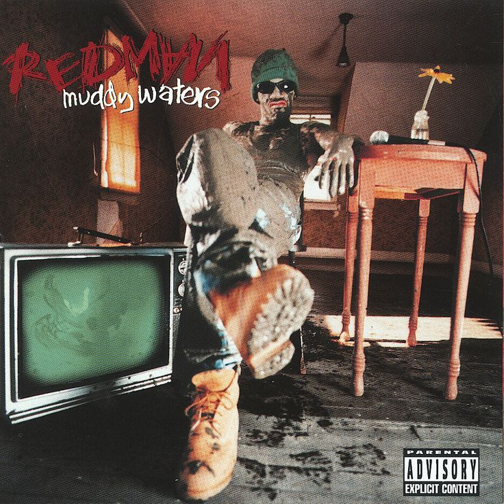 Today in Hip Hop History:Redman's third studio album Muddy Waters was certified gold by the RIAA February, 121997