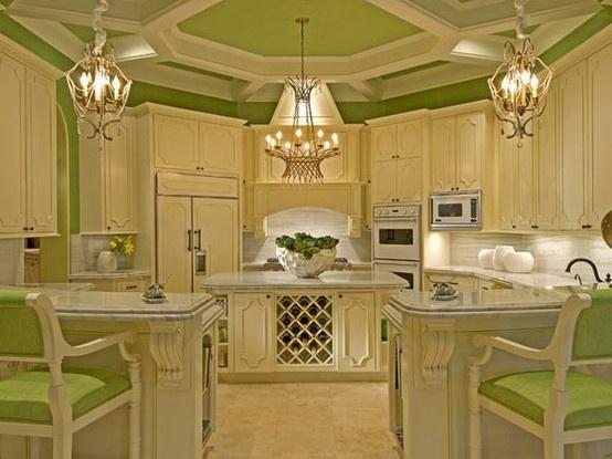 I actually love the green!