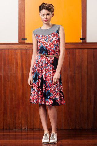 Sardina Dress