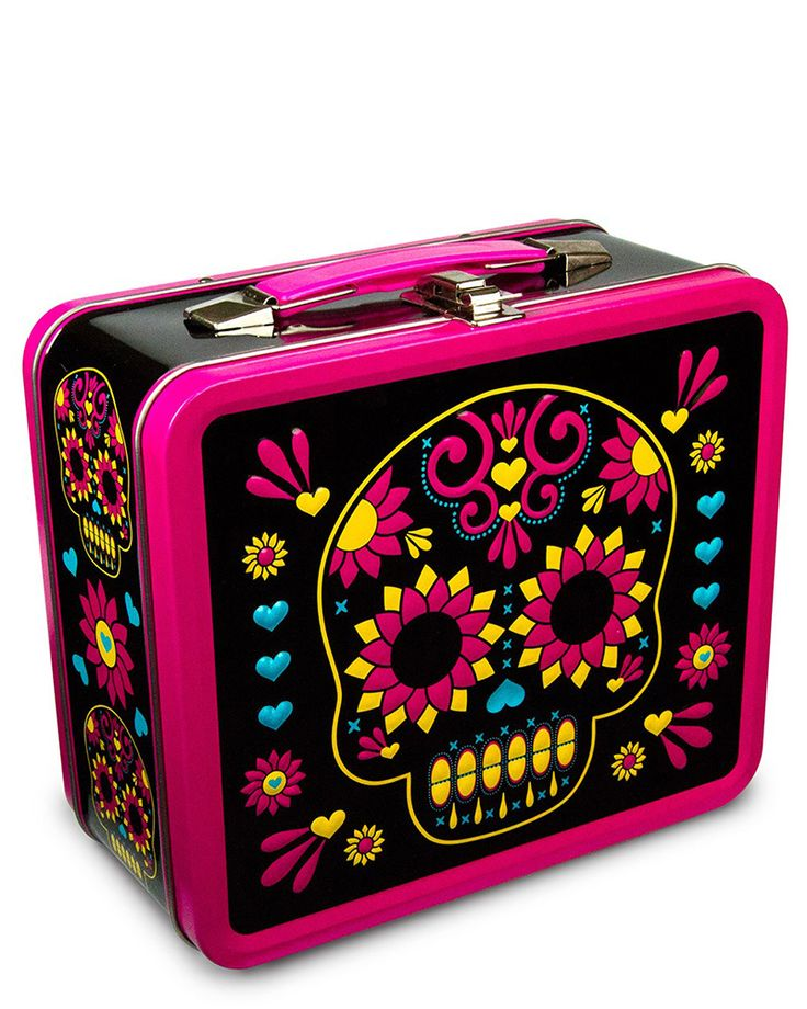 "Lunchbox - Loungefly ""Sugar Skull"""
