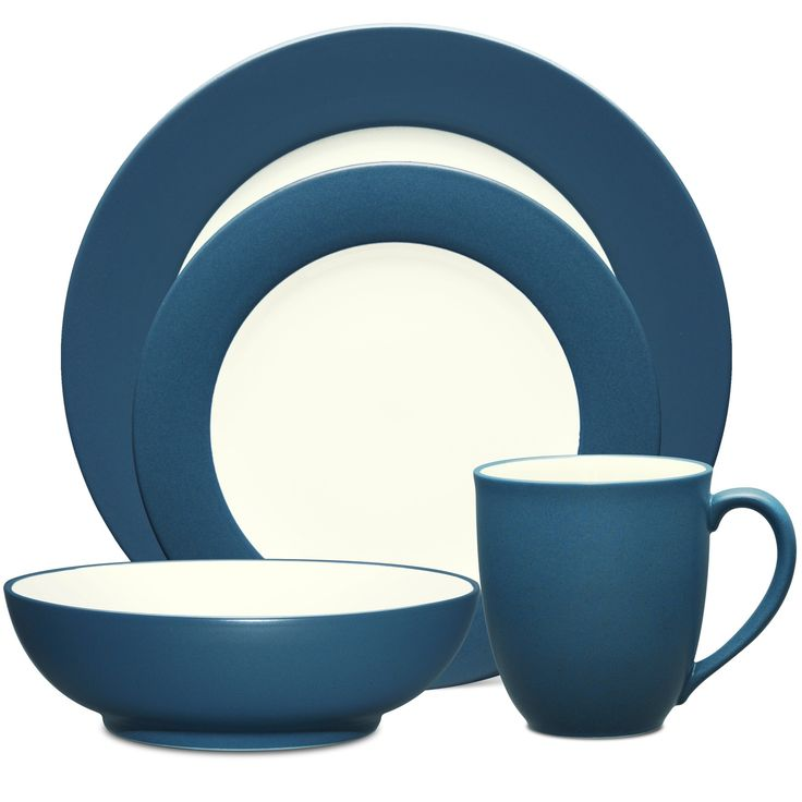 Colorwave Blue by Noritake  sc 1 st  Pinterest & 53 best Casual Dinnerware images on Pinterest | Casual dinnerware ...
