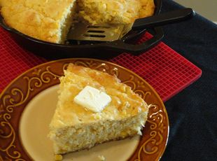 Southern Cornbread: Sour Cream, Pinch Recipes, Cream Corn, Best Friends, Southern Style, Yummy Cornbread, Southern Cornbread, Cornbread Savory, Cornbread Recipes