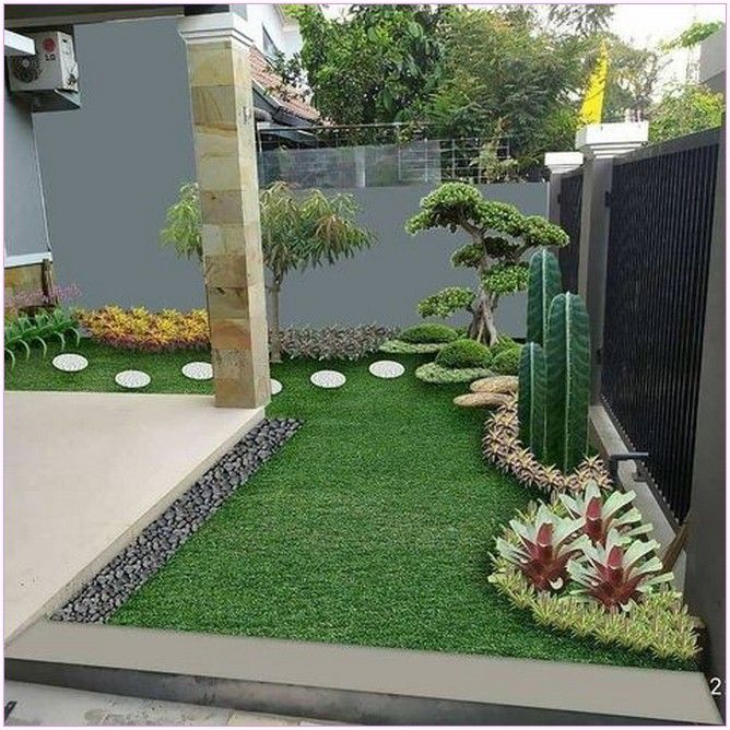 22 Small Backyard Landscaping Designs The Simple Rules To Follow Lancarbisnis Me Garden Ideas To Make Small Backyard Landscaping Backyard Landscaping