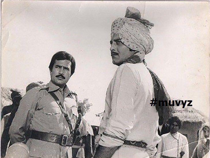 """1 Likes, 1 Comments - muvyz.com (@muvyz) on Instagram: """"#RajeshKhanna #VinodKhanna #legends #BollywoodFlashback #whichmuvyz #guessthemovie #muvyz111617…"""""""