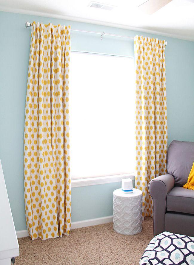 M s de 25 ideas incre bles sobre como hacer cortinas - Formas de cortinas ...