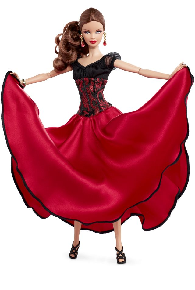 I want a life-size version of this dress. **THIS** would be my fantasy red dress, if I could get one for http://www.facebook.com/pages/The-Traveling-Red-Dress/150889871693313