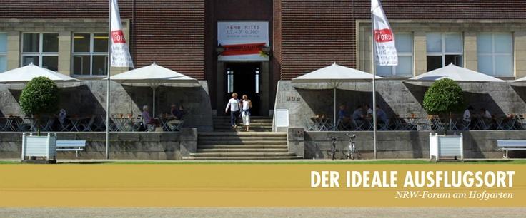 NRW-Forum Düsseldorf - Museum mit Ausstellungen zu Fotografie, Mode, Architektur und Design.